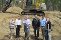 Expansion 2017 groundbreaking photo